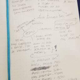 Diário de Escrita – #Livro Macabro 1 – Quando nasce um novo livro?