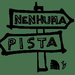 """Newsletter: """"Nenhuma Pista"""" – Assine!"""